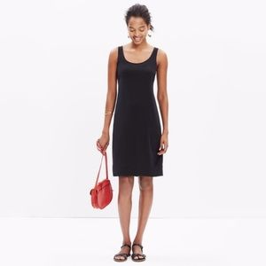 Madewell Look out bow back shift dress
